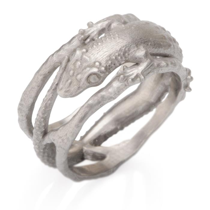 Gecko Ring