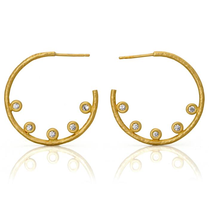 Islet Diamond Hoops